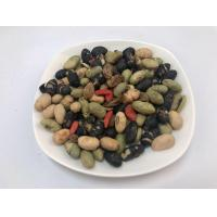 Buy cheap Roasted Bean Healthy Snack Mix , Dried Fruits Salty Snack Mix With Almonds from wholesalers