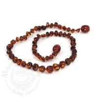 Buy cheap Baltic Amber Teething Necklace - Cherry from wholesalers