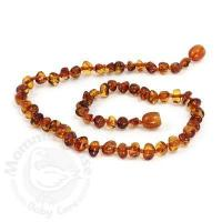 Buy cheap Baltic Amber Teething Necklace - Cognac from wholesalers