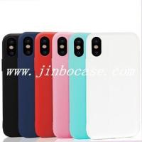 Buy cheap slim transparent tpu case for iphone 8 soft case,for iphone 8 case tpu from wholesalers