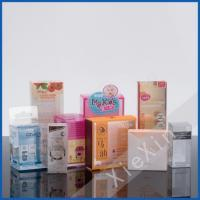 Wholesale fashionable design attractive luxury plastic clear box show from china suppliers