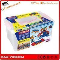 Wholesale 2016 Mag-Wisdom Magic Potential Development Building Blocks for Toys 488pcs Set from china suppliers