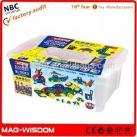 Wholesale 2016 Mag-Wisdom Magic Potential Development Building Blocks Intelligent Toys 688pcs Set from china suppliers