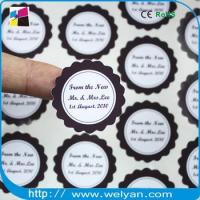 Buy cheap High quality Bakery Labels wholesale from wholesalers
