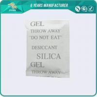 Wholesale various package attractive price silica gel desiccant from china suppliers