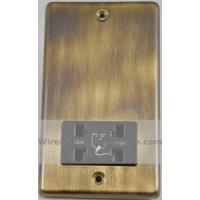 Buy cheap Antique Bronze Dual Voltage Shaver Socket 115-230V G&H CAB30B from wholesalers