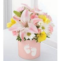Sweet Dreams Bouquet for Baby Girl - SWG