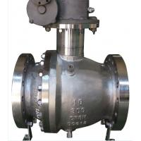Buy cheap Cast Trunnion Ball Valve API6D Mounted 304/316 Class150 to Class900 from wholesalers