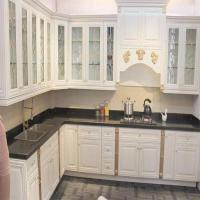 Buy cheap Factory Direct Good Quality White Shaker door Kitchen Cabinet from wholesalers