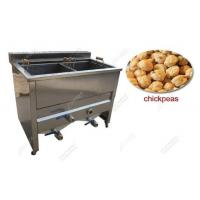 Buy cheap Chickpea Frying Machine For Sale|Garbanzo Bean Fryer Machine from wholesalers