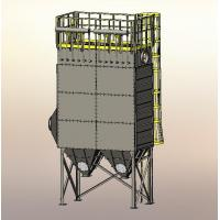 Dust Collector Modular Assembly Dust Collector with Multiple Filter Cartridge Element