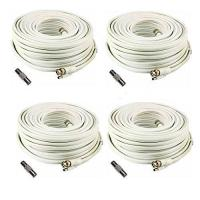 Buy cheap (4) 200 Feet Home Security Camera Cable for Samsung SDS-P5122,SDS-P5102-Surveillance Camera Cables from wholesalers