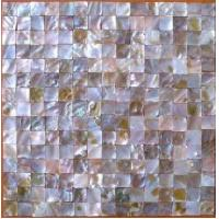 Buy cheap Natural Seamless White Backsplash Shell Tiles Mother of Pearl Mosaic from wholesalers