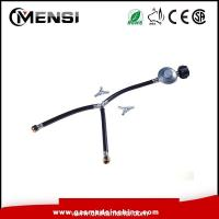 Wholesale USA LPG gas regulator with hose with CSA certification from china suppliers