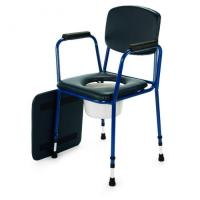 Wholesale BA321 Soft Padded Steel Commode from china suppliers