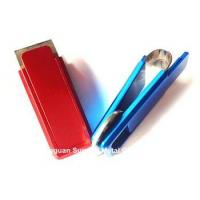 Buy cheap Spring steel cash money clip paper clamp clips in stock from wholesalers
