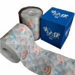 Buy cheap Custom designed novelty printed toilet virgin paper roll for Christmas style from wholesalers