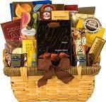 Buy cheap Chocolate Lovers Gift Basket from wholesalers