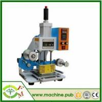 Buy cheap China supply pencil hot foil stamping machine from wholesalers