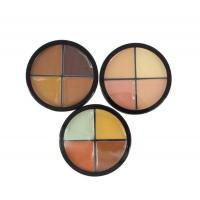 Buy cheap Accept Private Label 4 Colors Single Palette Waterproof Concealer Face Makeup Concealer from wholesalers