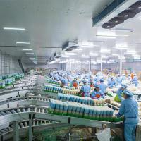 China Vegetable Processing Cold Storage on sale