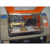 Buy cheap CNC Drilling Machine for Aluminum pcb / PCB drilling spindle from wholesalers