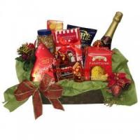 Buy cheap Christmas and New Year Festive Season Featured Gourmet Gift Baskets from wholesalers