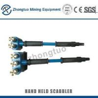 Buy cheap Hand Held Scabbler Portable Pneumatic Single Head Used for Concrete Bridge Facade Wall Chisel from wholesalers