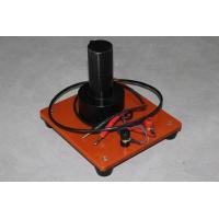 2-pole magnetic flux measuring coil