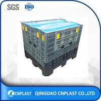 Buy cheap Hdpe Heavy Duty Large Transport Collapsible Plastic Pallet Box from wholesalers