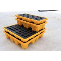 Buy cheap Plastic Spill Pallet Good Quality from wholesalers