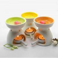 Buy cheap Ceramic Essential Oil Burner from wholesalers