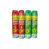 Buy cheap Aerosol mosquito spray from wholesalers