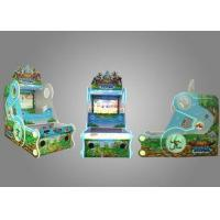 Buy cheap Sports Game Ball Shooting Arcade Machine Token Game For Family Entertainment Center from wholesalers