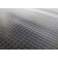 Buy cheap Black Round Dot Rubber Mat from wholesalers