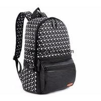 Buy cheap Custom design backpack nylon bag laptop backpack for ladies WB-115 from wholesalers