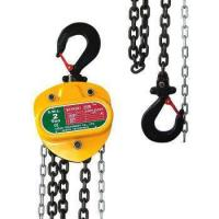 Buy cheap Hand-pull chain hoist hs-vn manual reverse chain from wholesalers