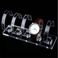 Buy cheap Modern Design Clear Acrylic Watch Display Stand Pocket Watch Display Stand from wholesalers