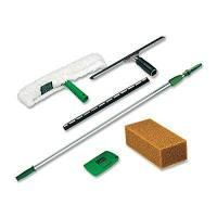 Buy cheap Unger Pro Window Cleaning Kit with 8 Foot Pole, Scrubber, Squeegee, Scraper, Sponge (PWK00) from wholesalers
