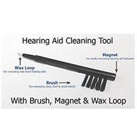Buy cheap Loyalnanmu Hearing Aid Cleaning Brushes-2 Packs from wholesalers
