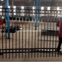 Buy cheap Ornamental Aluminum Fencing with Ring from wholesalers