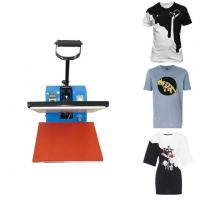 Heat Press T Shirt Machine