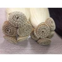 Buy cheap Vietnamese hair Vietnamese hand tied weft color hair from wholesalers