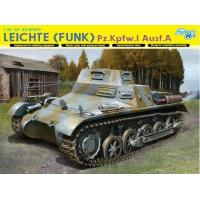 Wholesale Plastic Model Kits Dragon 1/35 6591 Leichte (Funk) Pz.Kpfw.I Ausf.A from china suppliers