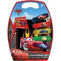 Buy cheap Cars Colouring Set - Felt Tips (A5) from wholesalers