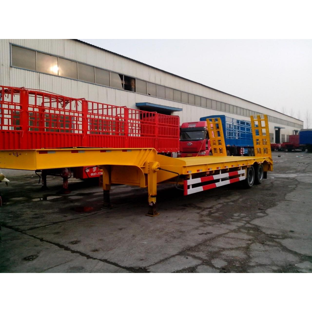Buy cheap SEMI-TRAILER Flatbed semi-trailer from wholesalers