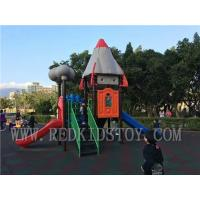 Buy cheap Exported to South Africa Children Outdoor Playground Equipment 23 Year's Manufacturer HZ-7222A from wholesalers