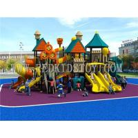 Buy cheap Exported to Canada Nontoxic Kids Outdoor Play System HZ16-127A 20 Years' Manufacturer from wholesalers