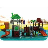 Buy cheap Exported to Canada Nontoxic Outdoor Playground TUV Certificated H003 from wholesalers