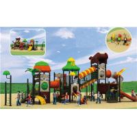 Buy cheap Exported to Canada Children Outdoor Play Equipment TUV Approved 20 Years' Manufacture HZ-D001 from wholesalers